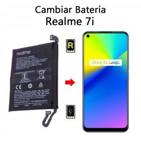 Cambiar Batería Realme 7i