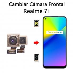 Cambiar Cámara Frontal Realme 7i