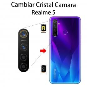 Cambiar Cristal Cámara Trasera Realme 5