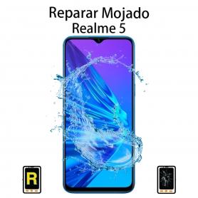 Reparar Mojado Realme 5