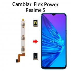 Cambiar Flex Power Realme Realme 5