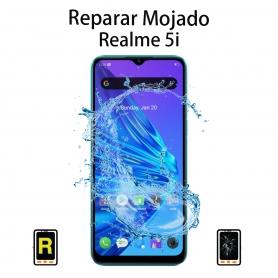 Reparar Mojado Realme 5i