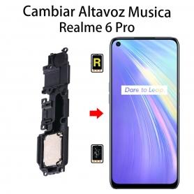 Cambiar Altavoz De Música Realme 6 Pro