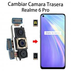 Cambiar Cámara Trasera Realme 6 Pro