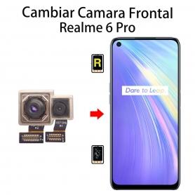 Cambiar Cámara Frontal Realme 6 Pro
