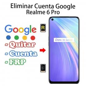 Eliminar Cuenta Google Realme 6 Pro