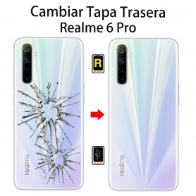 Cambiar Tapa Trasera Realme 6 Pro