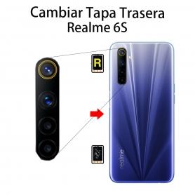 Cambiar Cristal Cámara Trasera Realme 6s