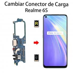 Cambiar Conector De Carga Realme 6s