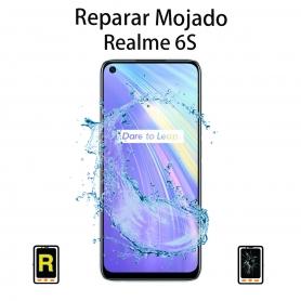 Reparar Mojado Realme 6s