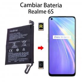 Cambiar Batería Realme 6s