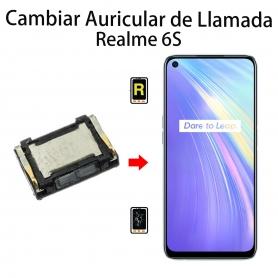 Cambiar Auricular De Llamada Realme 6s