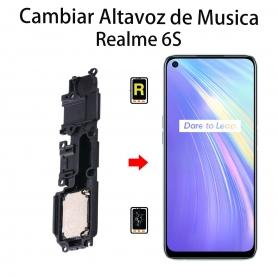 Cambiar Altavoz De Música Realme 6s