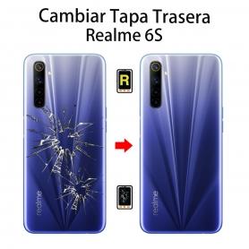 Cambiar Tapa Trasera Realme 6s