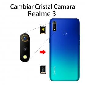 Cambiar Cristal Cámara Trasera Realme 3