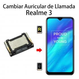 Cambiar Auricular De Llamada Realme 3