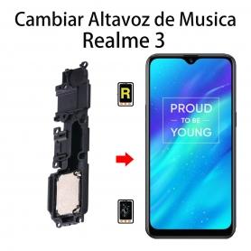 Cambiar Altavoz De Música Realme 3