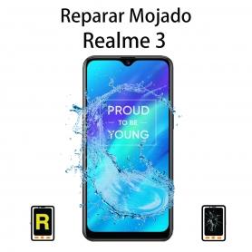 Reparar Mojado Realme 3