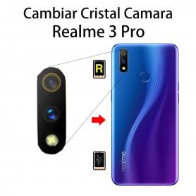 Cambiar Cristal Cámara Trasera Realme 3 Pro