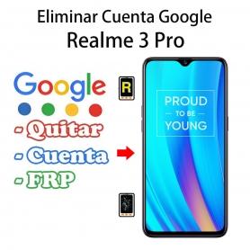 Eliminar Cuenta Google Realme 3 Pro