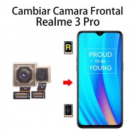 Cambiar Cámara Frontal Realme 3 Pro