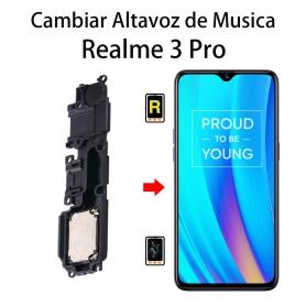 Cambiar Altavoz De Música Realme 3 Pro