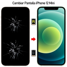 Cambiar Pantalla iPhone 12 Mini