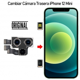 Cambiar Cámara Trasera iPhone 12 Mini