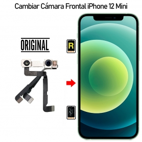 Cambiar Cámara Frontal iPhone 12 Mini