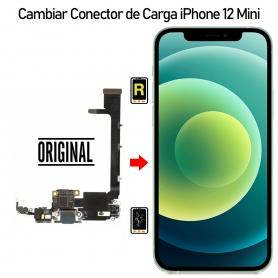 Cambiar Conector de Carga iPhone 12 Mini
