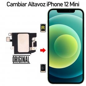 Cambiar Altavoz de Llamada iPhone 12 Mini