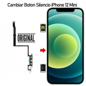 Cambiar Botón Silencio iPhone 12 Mini