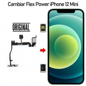 Cambiar Botón Encendido iPhone 12 Mini