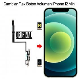 Cambiar Botón Volumen iPhone 12 Mini