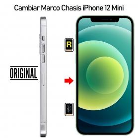 Cambiar Marco Chasis iPhone 12 Mini