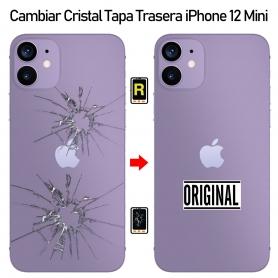 Cambiar Tapa Trasera iPhone 12 Mini
