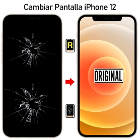 Cambiar Pantalla iPhone 12 Original