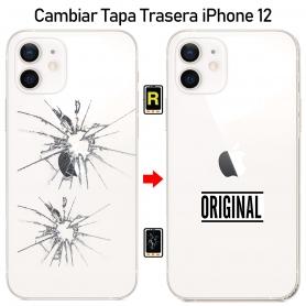 Cambiar Tapa Trasera iPhone 12
