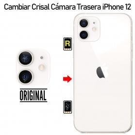 Cambiar Cristal Cámara iPhone 12