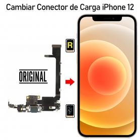 Cambiar Conector de Carga iPhone 12
