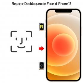 Reparar iPhone 12 Desbloqueo de Face id