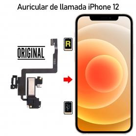 Cambiar Auricular de llamada iPhone 12