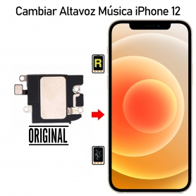 Cambiar Altavoz de Llamada iPhone 12
