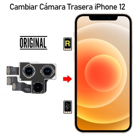 Cambiar Cámara Trasera iPhone 12