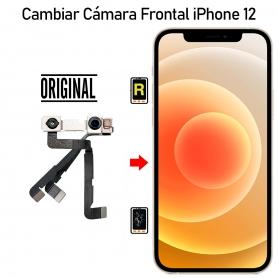 Cambiar Cámara Frontal iPhone 12