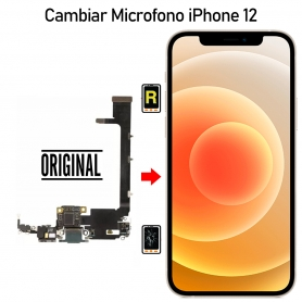 Cambiar Microfono iPhone 12