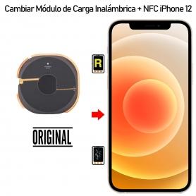 Reparar Carga Inalámbrica + NFC iPhone 12
