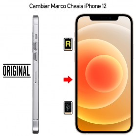 Cambiar Marco Chasis iPhone 12
