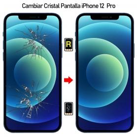 Cambiar Cristal De Pantalla iPhone 12 Pro