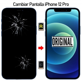 Cambiar Pantalla iPhone 12 Pro Original